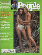 People Magazine August 11, 1980 Magazine