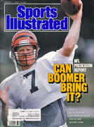 Sports Illustrated August 7, 1989 Magazine