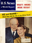 U.S. News & World Report January 23, 1953 Magazine