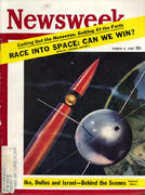 Newsweek Magazine March 4, 1957 Magazine