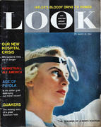 LOOK Magazine March 29, 1960 Magazine