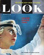LOOK Magazine March 29, 1960 Magazine
