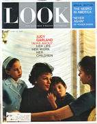 LOOK Magazine April 10, 1962 Magazine