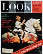 LOOK Magazine December 31, 1962 Magazine