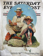 The Saturday Evening Post August 3, 1929 Magazine