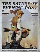 The Saturday Evening Post October 20, 1934 Magazine