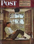 The Saturday Evening Post October 5, 1946 Magazine