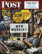 The Saturday Evening Post April 12, 1947 Magazine