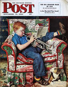 The Saturday Evening Post November 18, 1950 Magazine