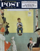The Saturday Evening Post March 29, 1952 Magazine