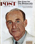 The Saturday Evening Post October 6, 1956 Magazine