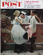 The Saturday Evening Post May 25, 1957 Magazine