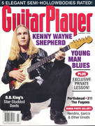 Guitar Player Magazine January 1998 Magazine