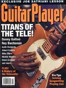 Guitar Player Magazine May 1998 Magazine