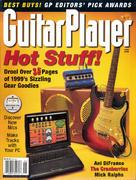 Guitar Player Magazine June 1999 Magazine