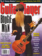 Guitar Player Magazine February 2000 Magazine