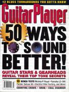 Guitar Player Magazine March 2000 Vintage Magazine