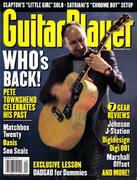 Guitar Player Magazine September 2000 Magazine