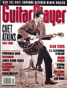 Guitar Player Magazine November 2001 Magazine