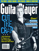 Guitar Player Magazine October 2002 Magazine