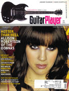 Guitar Player Magazine January 2005 Magazine