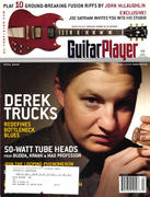 Guitar Player Magazine April 2006 Magazine