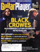 Guitar Player Magazine August 2008 Vintage Magazine