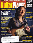 Guitar Player Magazine October 2008 Magazine