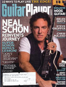Guitar Player Magazine November 2008 Magazine