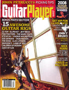 Guitar Player Holiday 2008 Magazine