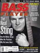 Bass Player Magazine March 2000 Magazine