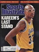 Sports Illustrated January 23, 1989 Magazine