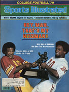 Sports Illustrated September 10, 1979 Magazine