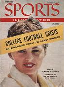 Sports Illustrated August 6, 1956 Magazine