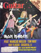Guitar Player Magazine November 1983 Magazine