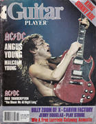 Guitar Player Magazine February 1984 Magazine