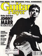Guitar Player Magazine January 1990 Magazine