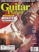 Guitar Player Magazine November 1990 Magazine