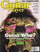 Guitar Player Magazine January 1991 Magazine