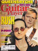 Guitar Player Magazine November 1991 Magazine