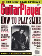 Guitar Player Magazine November 1992 Vintage Magazine