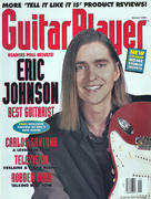 Guitar Player Magazine January 1993 Magazine