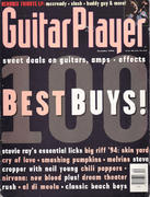 Guitar Player Magazine December 1993 Magazine