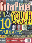 Guitar Player Magazine June 1994 Magazine