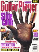 Guitar Player Magazine August 1994 Magazine