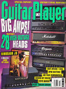 Guitar Player Magazine October 1994 Magazine