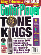 Guitar Player Magazine July 1995 Magazine