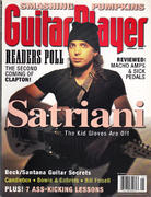 Guitar Player Magazine January 1996 Magazine