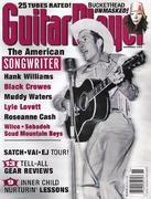 Guitar Player Magazine November 1996 Magazine