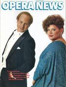 Opera News Magazine July 1, 1988 Magazine